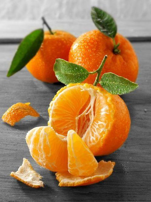 dientes fuertes sin lácteos, naranjas