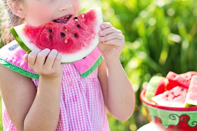 fruta-dientes de leche